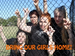 "Support ""Bring our Girls Home"""