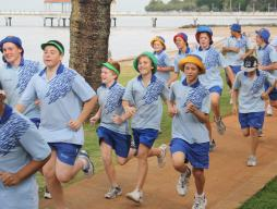 INTERHOUSE and DISTRICT CROSS COUNTRY